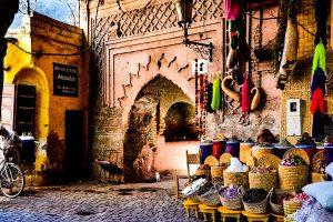 Morocco and magic