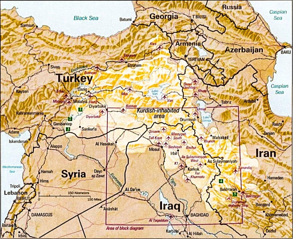origini curdi