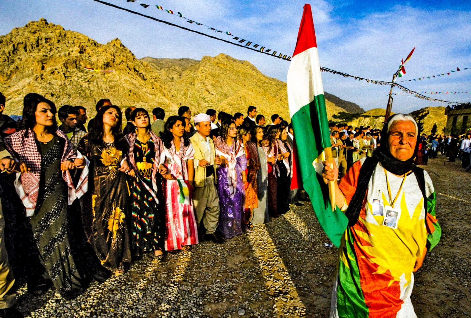 Nowruz curdi