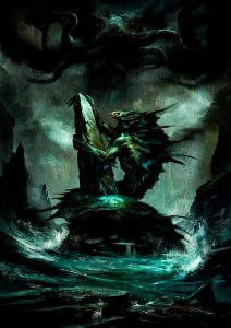 Dagon, between Lovecraft and the Phoenicians