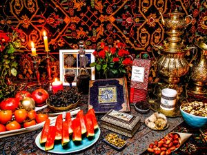 "Shab-e Yalda, il ""natale persiano"""