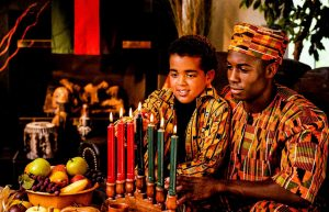 Kwanzaa, l'Hannukah afroamericano