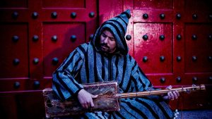 Habib Belk, the new Gnawa music