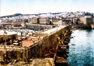 Algiers, the city of pirates