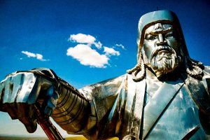 The epic of Genghis Khan
