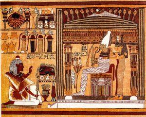 Osiride, il dio della resurrezione