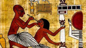The medicine of Ancient Egypt, already modern 3000 years ago
