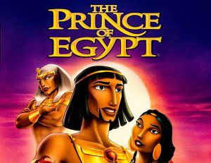 """The Prince of Egypt"" by Dreamworks"