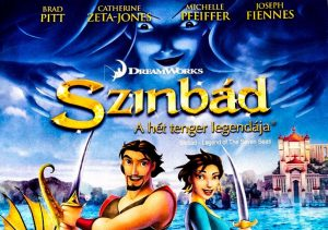 """Sinbad, the legend of the 7 seas"" of Dreamworks"