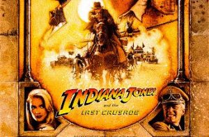 """Indiana Jones e l'ultima crociata"" di Steven Spielberg"