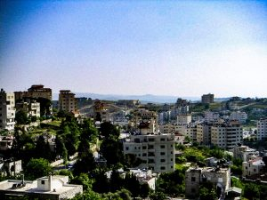 Ramallah, the mountain of God