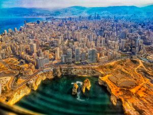 Beirut, the center of the world