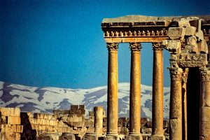 Baalbek, the splendor of Lebanon