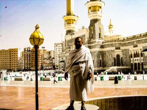 "The ihram, the ""sacralization"" of the pilgrimage"