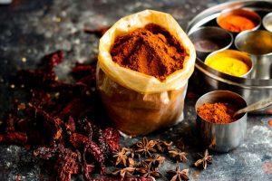 Curcuma, la spezia dorata del Bengala