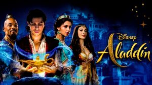 Aladdin, the live action