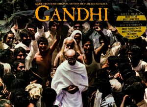 """Gandhi"" by Richard Attenborough"