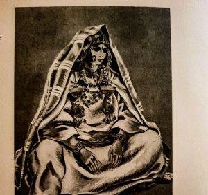 Il costume degli ebrei marocchini: la donna