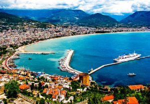 Alanya, a metaphor city of Anatolia