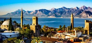 Antalya, the city of Attalus