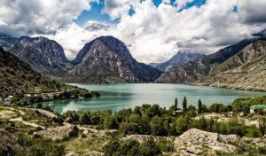 Storia del Tagikistan