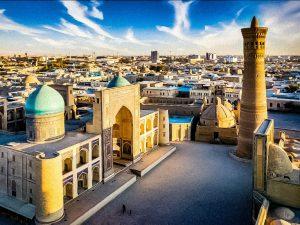 Storia dell'Uzbekistan
