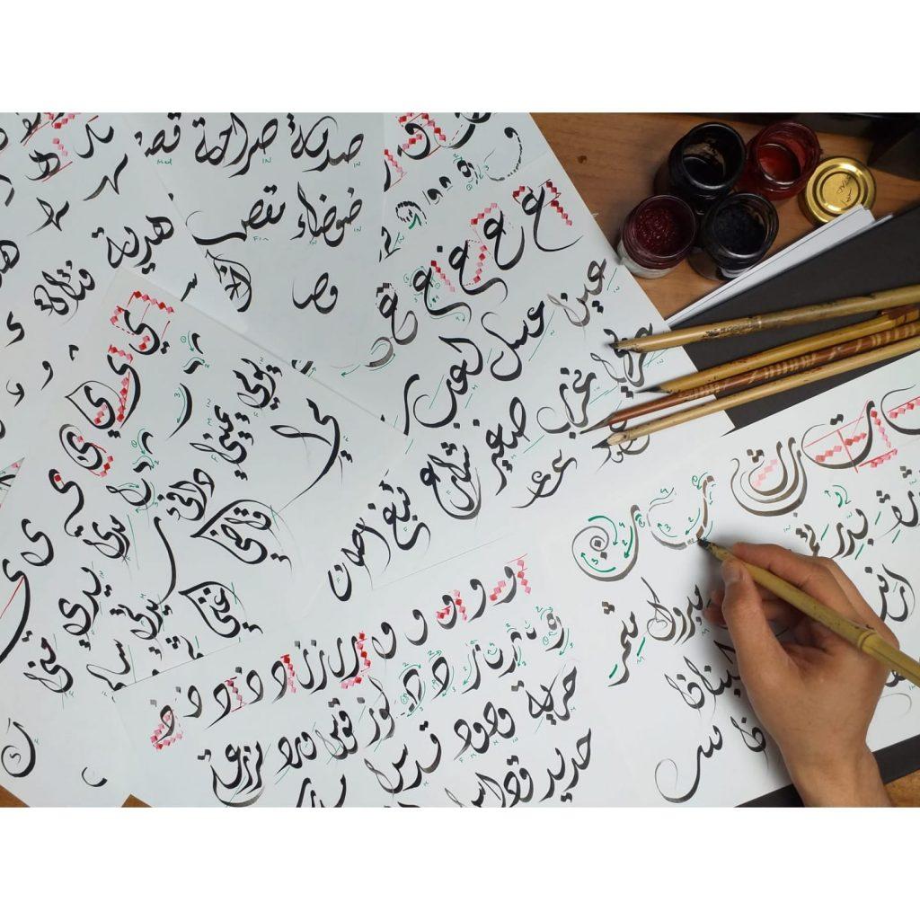 Corso calligrafia