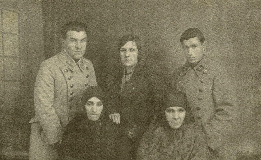 Una famiglia turca