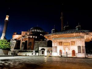 Fatih, l'antica Costantinopoli