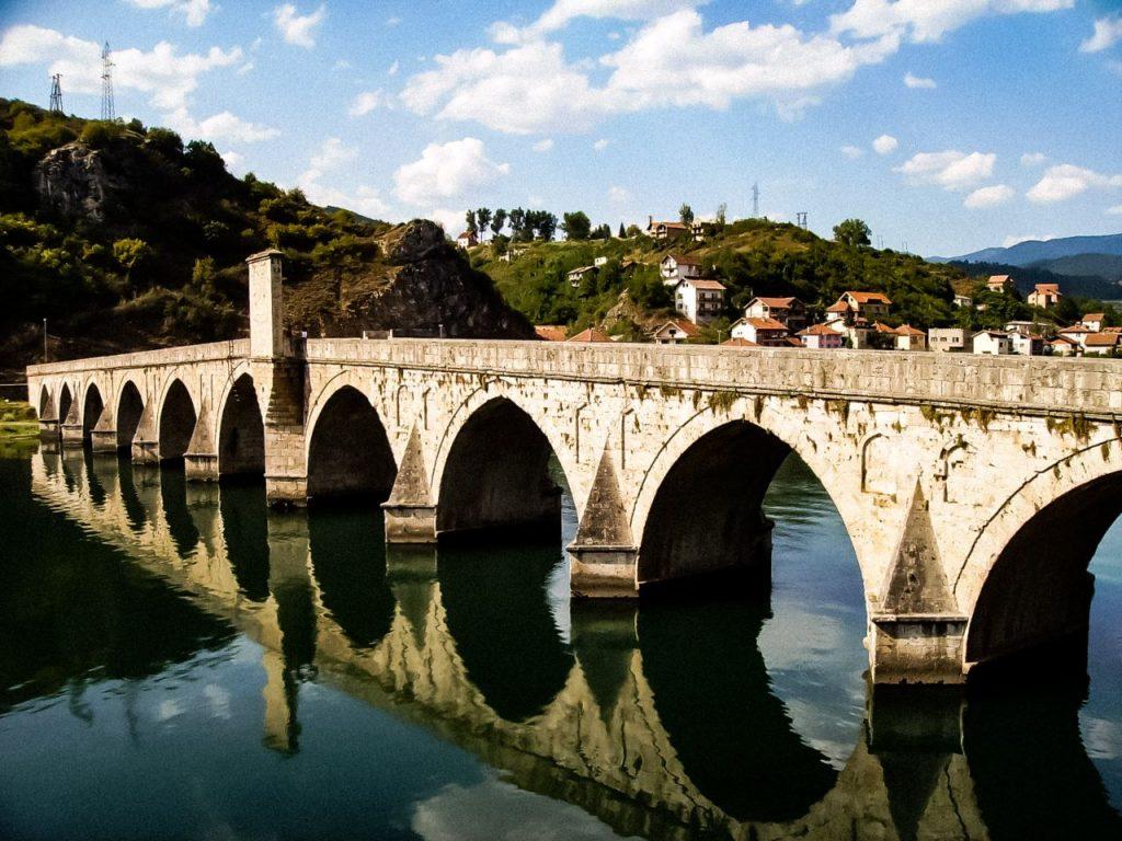Il ponte sulla Drina