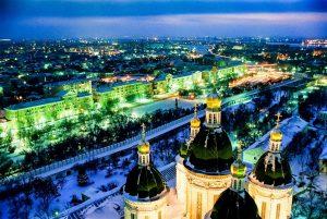 Astrakhan, roccaforte del Caspio